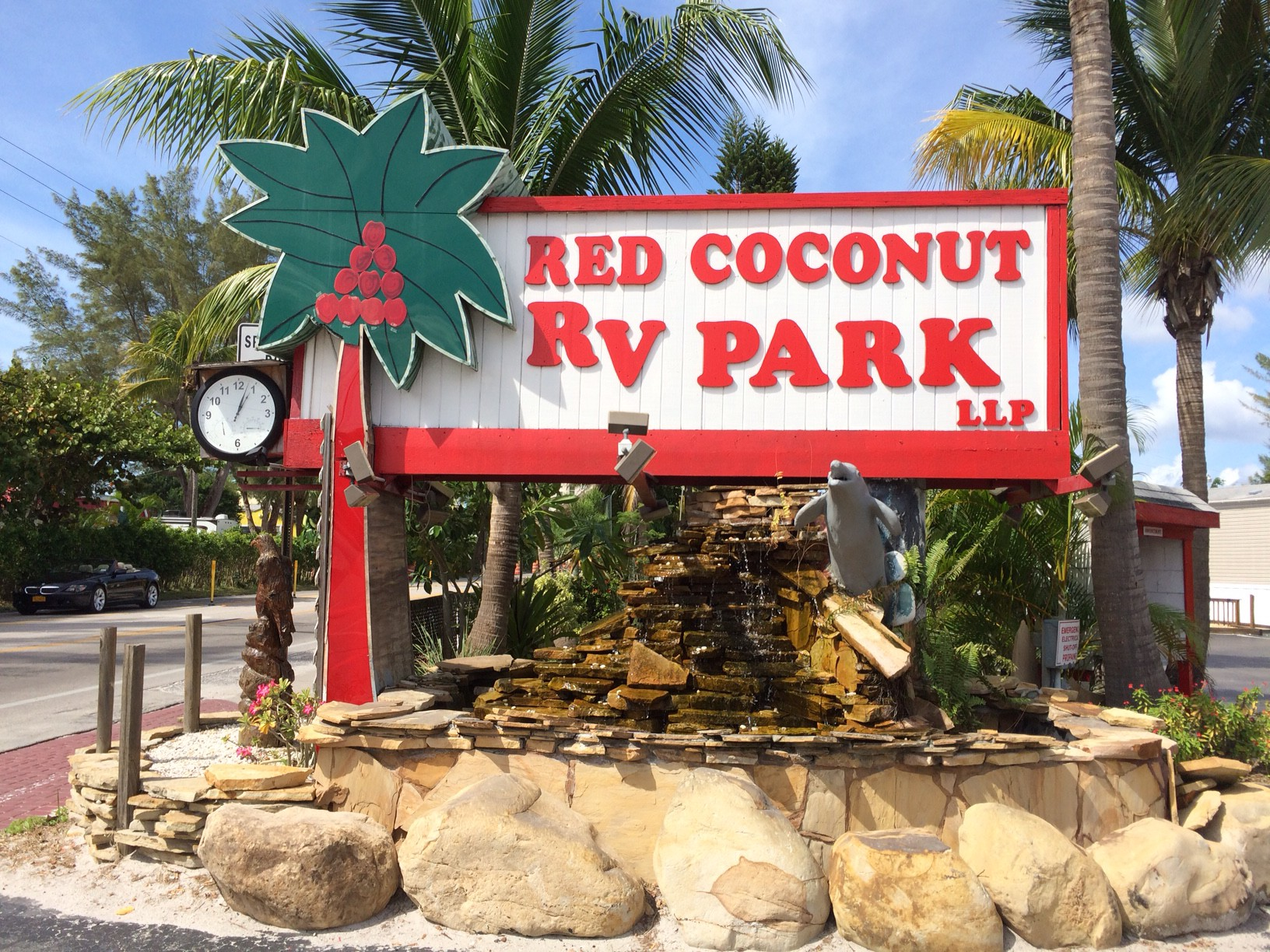 Relax And Exercise At The Same Time Red Coconut Rv Park